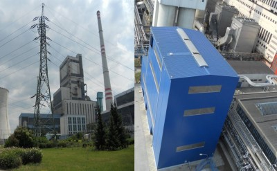 CAB power plant solution