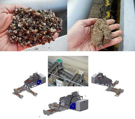 automated fine sand correction
