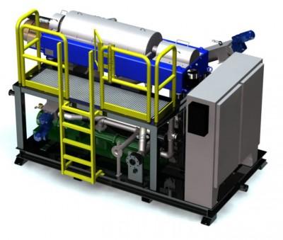 BMS Decanter centrifuge